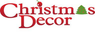 Christmas Decor By DKC Landscaping Logo
